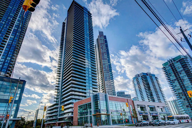 Westlake Encore at 10 Park Lawn Road in Etobicoke