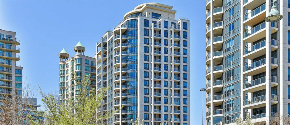 The Waterford Towers at 2083-2087-2095 Lake Shore Boulevard West, Etobicoke