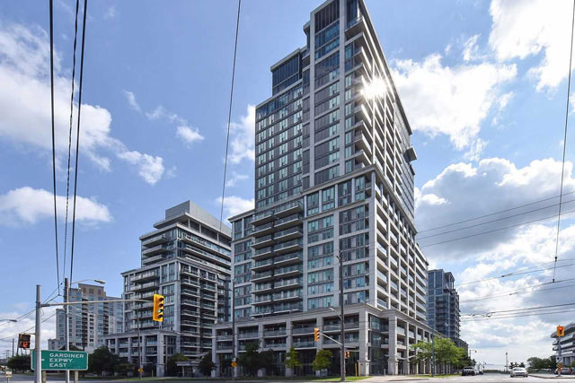 Voyager at Waterview at 2219-2221 Lakeshore Boulevard West, Etobicoke