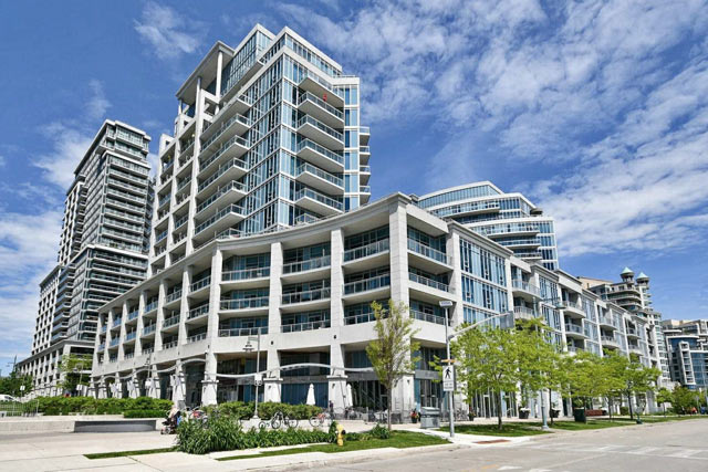Explorer at Waterview at 58 Marine Parade Drive, Etobicoke