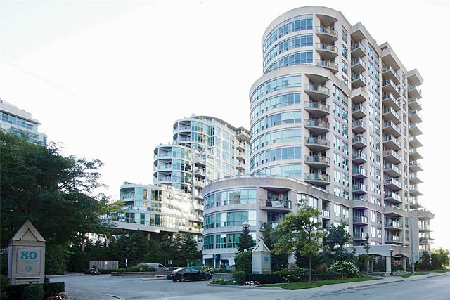 Nevis Condos at 80-88 Palace Pier Court, Etobicoke