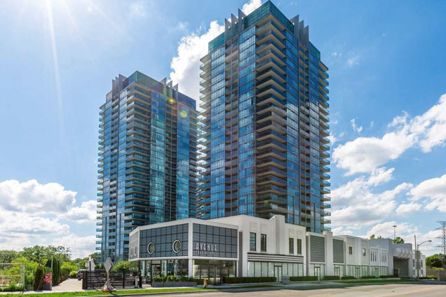 South Beach Condos and Lofts at 88 and 90 Park Lawn Road, Etobicoke